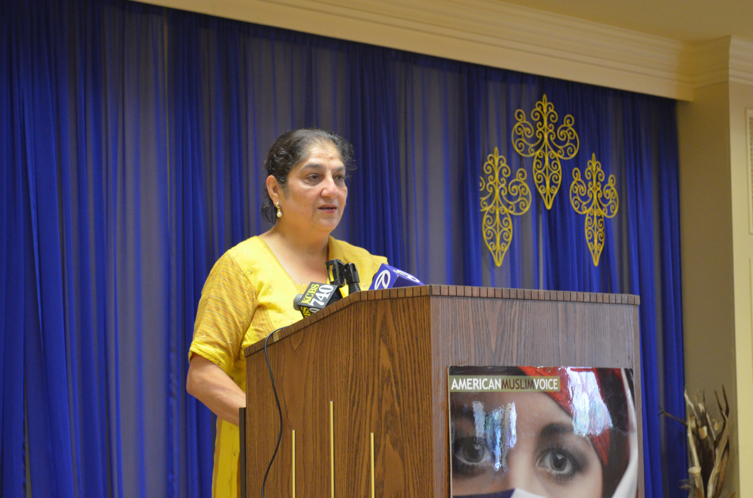 Samina Sundas, Founding Executive Director American Muslim Voice